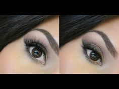 Makeup for Hooded Eyelids (Tip Tuesday) - one of the best tutorials that I have found for applying makeup