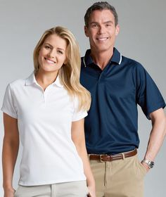 Charles River Apparel Style 3811 Men's Classic Wicking Polo - SweatshirtStation.com #navy #matchingshirts #hishers #ASI #promoapparel #CharlesRiverApparel