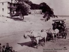 Chapmans Peak Hotel, Hout Bay, Cape Town, South Africa - History Old Pictures, Old Photos, Vintage Photos, Cape Colony, Cape Town South Africa, Most Beautiful Cities, Historical Pictures, African History, Old City