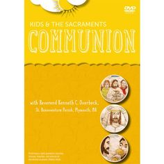 An engaging, lively video presentation that introduces kids to the sacrament of Communion. Video clip at the link.