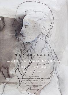 Cathrine Raben Davidsen - Losing our heads (Stilleben)