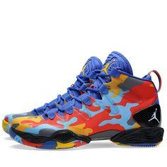 new arrival aca0a c2190 Nike Air Jordan 28 XX8 SE Westbrook PE OKC Camo Size 10. 616345-450 1 2 3 4  5 6   eBay