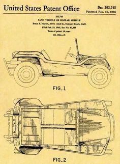 Meyers Manx patent fig 1-2