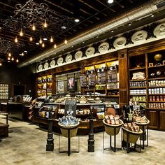 Honoring the coffee heritage of New Orleans at our new store on Canal Street. #tobeapartner #coffeejourney