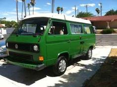 VW Vanagon ahhh...dreams!