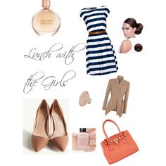 Lunch with the Girls Lunch, Shoe Bag, Stylish, Girls, Polyvore, Stuff To Buy, Accessories, Shopping, Shoes