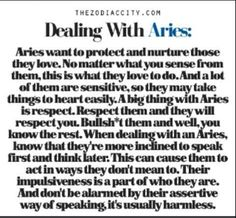 Horoscopes And Astrology Quotes : QUOTATION – Image : As the quote says – Description Zodiac Files: Dealing With An Aries Aries Taurus Cusp, Aries Zodiac Facts, Aries Love, Aries Astrology, Aries Quotes, Aries Sign, Aries Horoscope, Scorpio Man, Aquarius