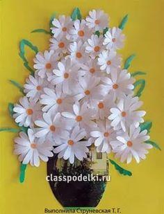 поделки из бумаги цветы своими руками — Яндекс: нашлось 116млнрезультатов
