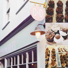 Cake Diaries: Crumbs and Doilies, London