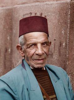 Fez hat, Morocco