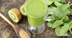 This Blast recipe is simple; high in greens and low in high-glycemic fruit, it'll help slim your waistline while keeping you satiated until your next meal. With a touch of cilantro, it also carrie...