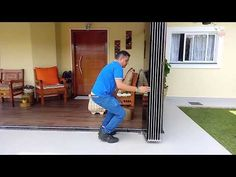 Envidraçamento de sacada sem roldanas - YouTube Make It Yourself, Youtube, Sliding Glass Doors, Garden Gates, Replacement Sliding Screen Door, Sliding Doors, Houses, Youtube Movies