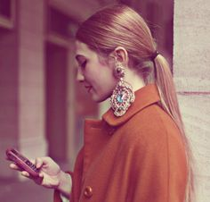 Find more statement earring inspo at www.fashionaddict.com.au