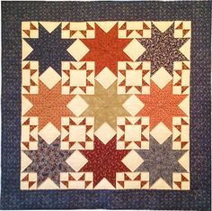 Quilting With Shar. Star Quilts, Quilt Blocks, Nosegay, Quilting Templates, A 17, Step By Step Instructions, Pattern Making, Coloring Books, Bouquet