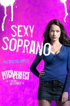 Pitch Perfect - Alexis Knapp