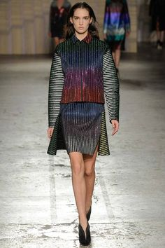 Marco de Vincenzo | Fall 2014 Ready-to-Wear Collection | Style.com