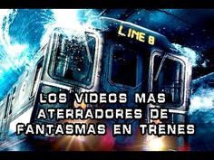 Los Videos mas Aterradores de Fantasmas en Trenes I Pasillo Infinito