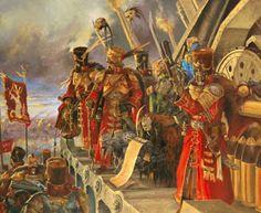 Vostroyan Command