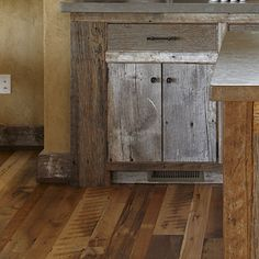 barnwood cabinet, Our barn will probably fall down within the next several years. I want to keep the would and use it in the house we build.