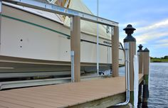 TanDeck Decking Pvc Decking, Backyard Ideas, Garage Doors, Beach, Outdoor Decor, House, Home Decor, Decoration Home, Room Decor