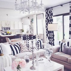 Darling Decor   10 Ways To Make Your Living Room Extra Glam   J'adore Lexie Couture