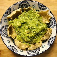 Roasted Garlic Guacamole | Pressure Luck Cooking