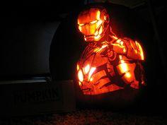 Spooktacular 2009 Pumpkin Carving Contest  - Entry #11