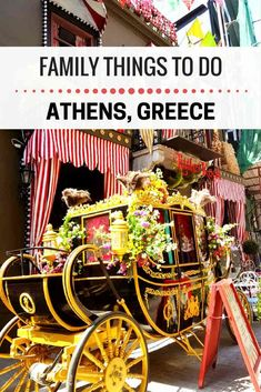 Top 10 Things to do in Athens Greece with Kids Croatia Travel, Greece Travel, Greece Trip, Travel With Kids, Family Travel, Greece With Kids, Kids Things To Do, Europe Travel Guide, Travel Destinations