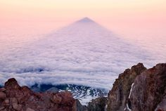 """Photography Week — Mountain Shadow by Scott Hotaling """"Mount Hood,..."""