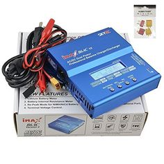 CHEERSON Original SKYRC iMAX B6AC Version 2 Digital LiPo LiIon LiFe NiMH NiCd 2S 3S 4S 5S 6S RC Battery Balance Charger and Discharger with DC PC USB Port Temperature Port * Find out more about the great product at the image link.Note:It is affiliate link to Amazon.