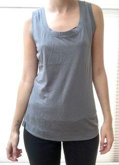 New without tags- Comptoir des Cotonniers- Vest- Size L- Dusty Grey