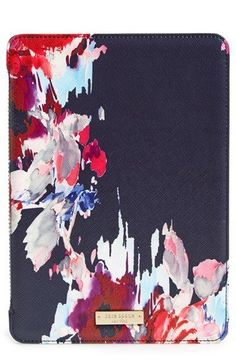 kate spade new york 'hazy floral' iPad Air 2 hardcase folio available at #Nordstrom