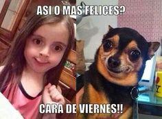 Hoy es!!! Friday