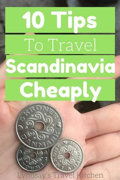 10 Ways To Travel Scandinavia Cheaply. Learn how to travel through Denmark, Sweden, and Norway on a budget. www.lyndsaystravelkitchen.com