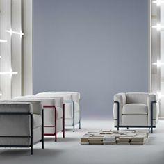 Cassina LC2 Armchair | Shop online at ferriousonline.co.uk
