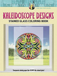 Creative Haven Kaleidoscope Designs Stained Glass Coloring Book (Creative Haven Coloring Books) by Carol Schmidt http://www.amazon.com/dp/0486796051/ref=cm_sw_r_pi_dp_P16Bvb018NWDK