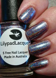 Lilypad lacquer llarowe XOXO