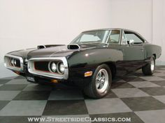 1970 Dodge Super Bee.