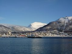 Tromsø #norvège #norway Tromso, Norway Landscape, Norway Winter, Oslo, Outdoor, Outdoors, The Great Outdoors
