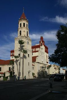 Cathedral-Basilica of Saint Augustine - St. Augustine, Florida