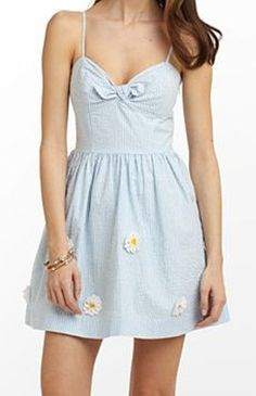 "Lilly Pulitzer ""Macauley"" Daisy Dress"