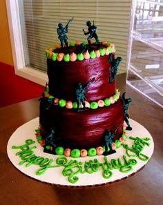 Army Climbing Cake Bake Your Day, LLC - Alexandria, LA www.facebook.com/bakeyourdayllc (318) 229-0299 bakeyourdayllc@hotmail.com