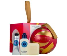Shop the Best Holiday Beauty Gifts Priced at $25 and Under - L'Occitane Shea Butter Ornament from InStyle.com