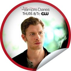 The Vampire Diaries Season 3 Finale Countdown: 1 Day...Excited for tomorrow's finale? Keep counting down with GetGlue.com and check-in for tonight's Klaus sticker!