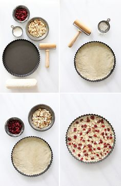 Craving Cranberry-Almond Cookies? Delish Dish blogger @Bakers Royale | Naomi shared her step-by-step on the blog: http://www.bhg.com/blogs/delish-dish/2012/11/19/in-season-eats-cranberry-almond-cookies/