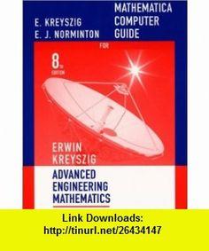 Mathematica Computer Manual to accompany Advanced Engineering Mathematics, 8th Edition (9780471386698) Erwin Kreyszig, E. J. Norminton , ISBN-10: 0471386693  , ISBN-13: 978-0471386698 ,  , tutorials , pdf , ebook , torrent , downloads , rapidshare , filesonic , hotfile , megaupload , fileserve