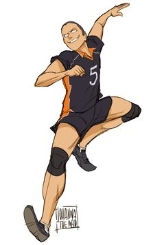 haikyuu johanna the mad Haikyuu Ships, Haikyuu Fanart, Haikyuu Anime, Tanaka Haikyuu, Nishinoya, Haikyuu Volleyball, Volleyball Anime, Haikyuu Characters, Anime Characters