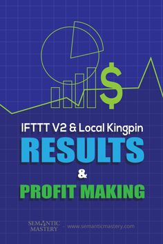 IFTTT V2 & Local Kingpin Results & Profit Making. Which Of These Two #SEO Strategies Is Better? Find .......via http://semanticmastery.com/ifttt-v2-local-kingpin-results-profit-making/ This is a question from an attendee that asked at one of our Free weekly Hump Day Hangouts here http://semanticmastery.com/humpday.