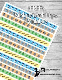 kitchen washi cover