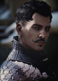 dorian pavus dragon age - Google Search